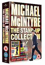NEW Michael McIntyre - The Stand-Up Collection [DVD] New & Sealed