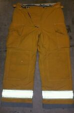 40x30 Globe Pants FIREFIGHTER TURNOUT Bunker Gear Nomex Liner #7