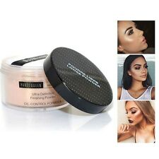 Long Lasting Loose Mineral Finishing Powder Foundation Concealer Powder Cosmetic