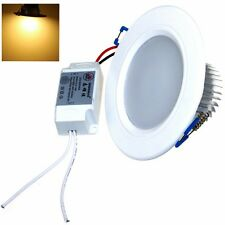 8w LED Ceiling Light 5630 SMD Warm Cool White Downlight 600lm 3000K