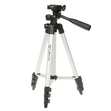 UNIVERSAL PORTABLE CAMERA CAMCORDER TRIPOD STAND WITH CARRY CASE 360-DEGREE