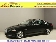 2013 Jaguar XF Luxury Sedan 4-Door