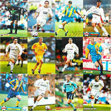 MATCH football magazine retro player picture poster Leeds United - VARIOUS
