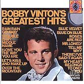 Bobby Vinton's Greatest Hits 1990 by Vinton, Bobby *NO CASE DISC ONLY*
