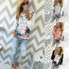 Fashion Womens Casual Short Sleeve Shirt Loose Summer Cotton T-shirt Tops Blouse