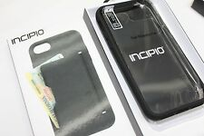 Incipio STOWAWAY [Kickstand][Credit Card Case] Wallet Cover fits For iPhone 7