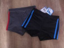 Ex- chainstore 9-12 months boys 2 pairs of swimming trunks BNWT