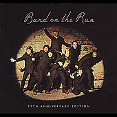 PAUL McCARTNEY & WINGS - Band on the Run (1999) - 25th Anniversary edition cd