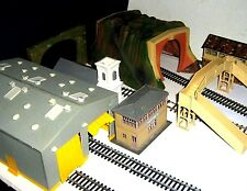 MODEL RAILWAY ACCESSORIES - 1960/80 ~ click on - SELECT - to browse or order