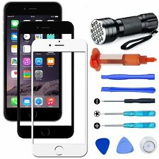 Front Outer Screen Glass Replacement Tool Glue UV Torch for Apple iPhone 6S Plus