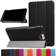 Ultra Slim Folding Stand Leather Case Cover For Acer Iconia Talk S A1-734 Tablet