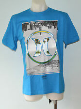 Hurley Boys Printed T Shirt - BLUE - SIZE - 12 ,14 & 16 YEARS - NEW