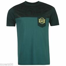 "TapouT ""OPERATOR"" Tonal Pocket T Shirt Mens NEW Teal UFC MMA Tee"
