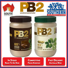 PB2 Powdered Peanut Butter Low Fat Carbs Natural Protein 47 Serves 454g