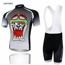 New Bike clothing Mens Cycling Jersey bib Shorts Bike Set MTB Suits Bicycle Wear
