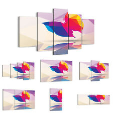 Canvas Picture 30 Shapes Print Butterfly illustration graphics 2806 UK