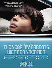 The Year My Parents Went On Vacation (DVD, 2008)