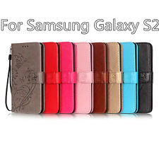 For Samsung Galaxy S2 I9100 High Quality With Hand Rope Protective over