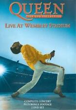 Queen - The DVD Collection: Live At Wembley Stadium (DVD, 2003, 2-Disc Set - VGC