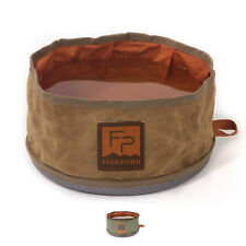 Fishpond Bow Wow Travel Collapsable Leak-Proof Dog Water Bowl