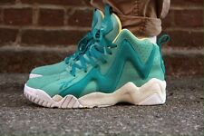 REEBOK THE KAMIKAZE II M40341 EASTER BASKETBALL SHOES JADITE/TEAL/WHITE RARE!