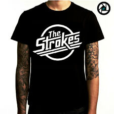 The Strokes Music Rock n Roll Punk Band Fan T-SHIRT Unisex Men Present Top Gift