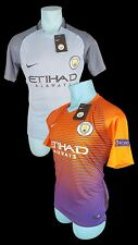 NEW CLUB MANCHESTER CITY JERSEY  2016/17 / HOME / HOME AWAY / SOCCER JERSEY