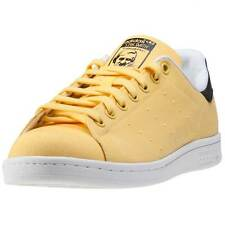 adidas Stan Smith Mens Trainers Yellow New Shoes