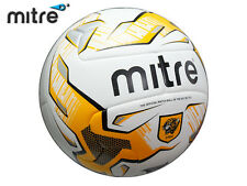 *BRAND NEW* MITRE - DELTA HYPERSEAM CLUB MATCHBALL - HULL CITY - SIZE 5