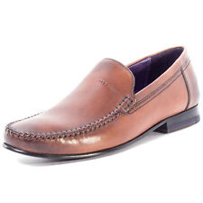 Ted Baker Simeen 3 Mens Loafers Brown New Shoes