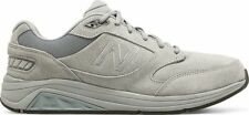 NEW MENS NEW BALANCE MW928v3 Grey Suede White LACE UP WALKING SHOES NEW IN BOX