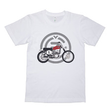 CZ 360 MX 1965 T Shirt in Red, White, Yellow