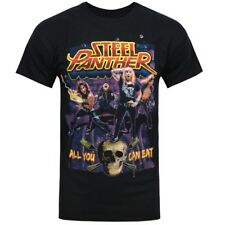 Steel Panther All You Can Eat Shirt S M L XL XXL Official T-Shirt Metal Tshirt
