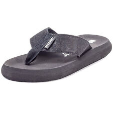 Rocket Dog Spotlight Odyssey Womens Flip Flops Black New Shoes