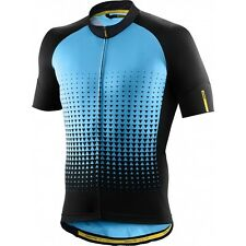 Mavic Haute Route Pro Jersey Limited Edition Short sleeve black-blue SALE %%