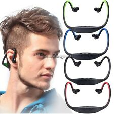 Sport Wireless Bluetooth Stereo Headphone Headset Earphone For iPhone/PC NC8901