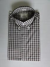 TODD SNYDER DRESS SHIRT,Cappuccino, SIZES 15,15.5(32/33),15.5,16(34/35),MSRP$125