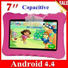 """7"""" Android 4.4 Tablet PC Kids Children Education Learning eBook Readers LOT SNBI"""