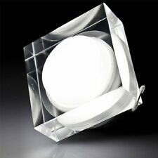 Crystal Square Led Downlights 1W 3W 5W 7W LED Ceiling Downlight AC85-265V Lamps
