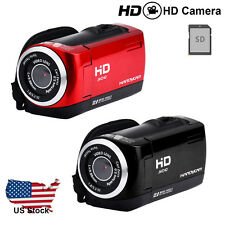 LCD 16MP 720P Digital Video Recorder Camera 16xDigital ZOOM DV RD Camcorder
