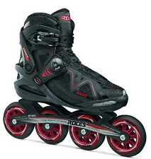 Roces Mens Gymnasium 2.0 M Fitness Inline Skates Rollerblade Black/Red 400803