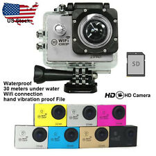 WIFI Action 1080P HD DV Sports Video Recorder Waterproof Camera Camcorder