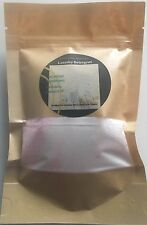 Natural Laundry Detergent -Organic Vegan Eco-friendly Non-Toxic Soap - HE