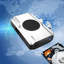 3.5 inch 393U3 5 Gbps SuperSpeed USB 3.0 to SATA HDD Enclosure Box Case VE