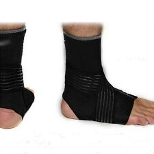 Ankle Brace Foot Support Protection Running Sports Adjustable Pair sport Protect