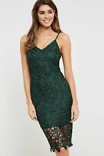 AX Paris Lace Cami Bodycon Dress