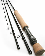 Daiwa Wilderness 4 Piece Travel Fly Rod All Sizes Trout Salmon Game Fishing