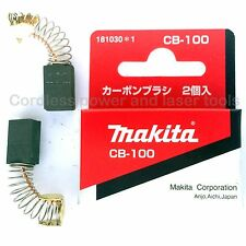 Makita CB100 Carbon Brushes Planer Saw Sander Wrench Drill Grinder Part 181030-1