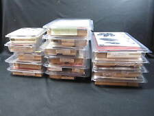 Stampin Up Unmounted Rubber Stamp Sets Group 1- You Pick