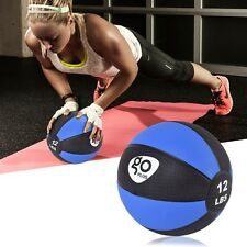 Fitness Weighted Medicine Ball Balance Muscle Full Body Workout 4/6/8/10/12lbs L